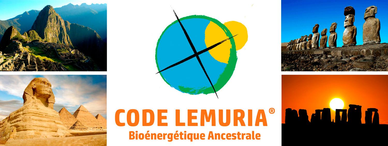 Code Lemuria® : Système bioénergétique ancestral
